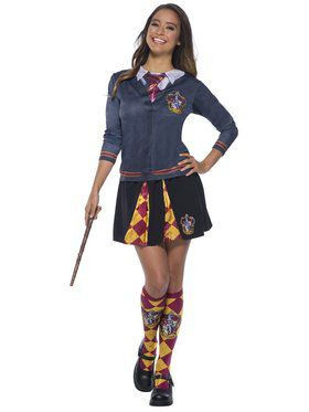 The Wizarding World of Harry Potter Stylish Gryffindor Skirt for Women