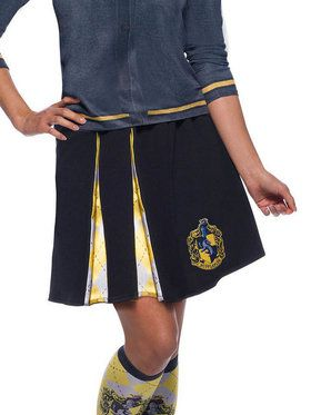 The Wizarding World Of Harry Potter Womens Hufflepuff Skirt
