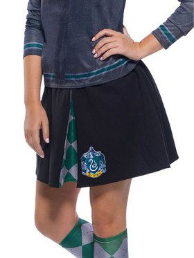 The Wizarding World Of Harry Potter Womens Slytherin Skirt