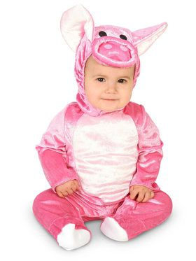 This Little Piggy Infant Costume