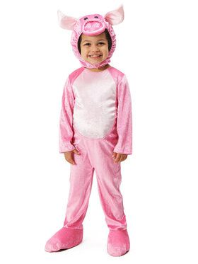 This Little Piggy Toddler Costume