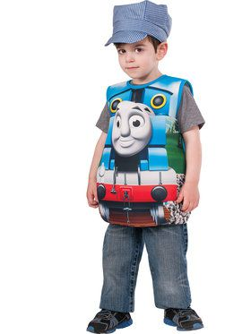 Thomas The Tank Candy Catcher Costume For Children