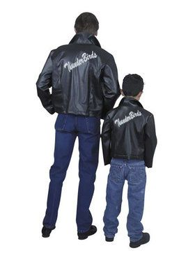 Thunderbird Jacket Adult Plus Costume