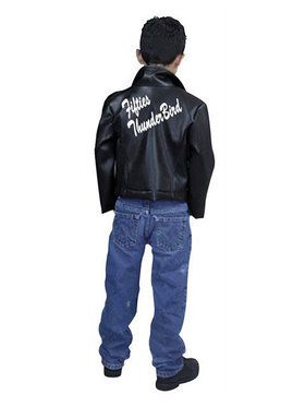 Thunderbird Jacket Child Costume