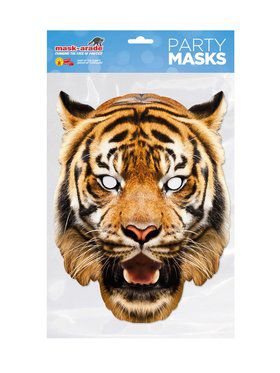 Face 2018 Halloween Masks - Tiger