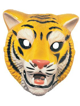 Tiger Mask Accessory for Adults