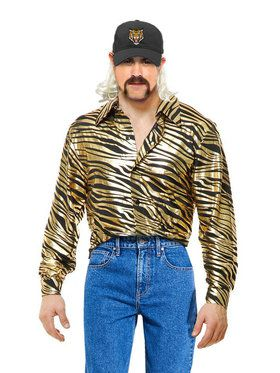 Adult Tiger Trainer Costume for Men