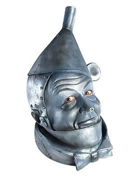 Tin Man Latex Mask