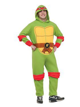 TMNT Adult Michelangelo Jumpsuit