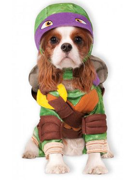 TMNT - Donatello Pet Costume Small