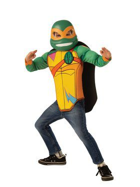Dress-Up Set TMNT Michelangelo Costume