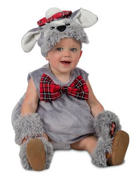 Scottie dog Angus Costume for Kids