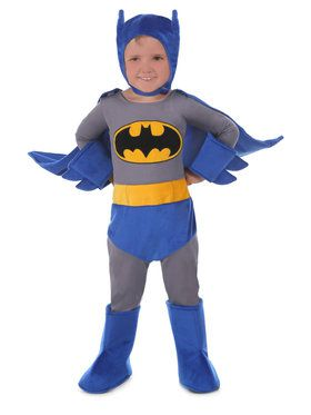 Kid's Batman Cuddly Costume