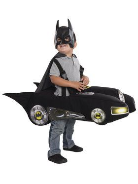 Classic Batmobile Costume For Toddlers