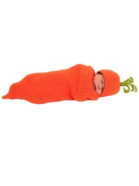 Toddler Carrigan the Carrot Costume