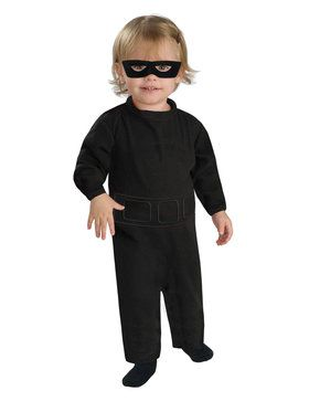 The Dark Knight Trilogy - Catwoman Costume - for Toddlers