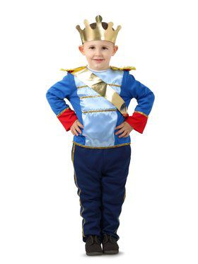 Toddler Charming Prince Costume
