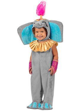 Circus Elephant Toddler Costume
