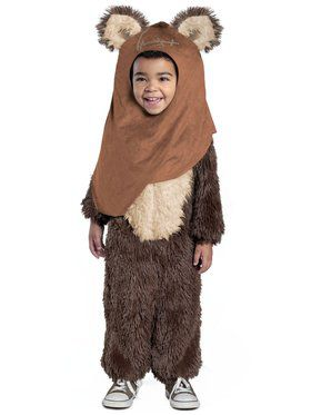 Toddler Classic Star Wars Premium Toddler Wicket Costume