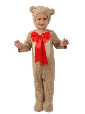 Toddler Cuddly Teddy Bear Costume