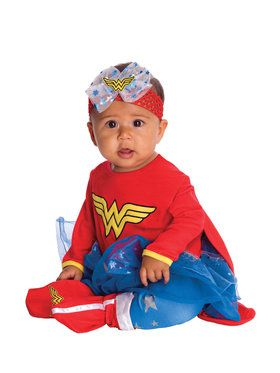 Wonder Woman Infant Costume