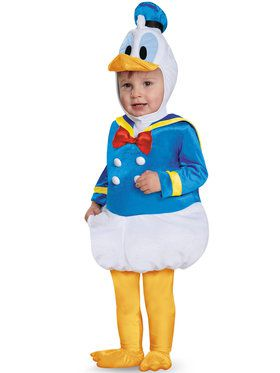 Infant Prestige Disney Donald Duck Costume