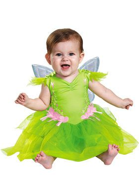 Infant Deluxe Tinker Bell Disney Costume