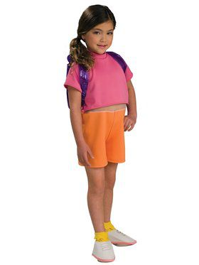 Dora The Explorer Toddler/Child Costume
