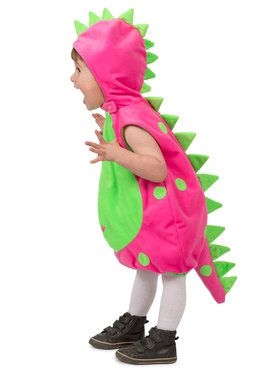 Toddler Dot The Dino Costume