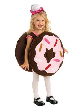 Toddler Dunk Your Doughnut Costume