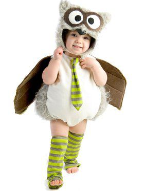 Infant Owl Costume