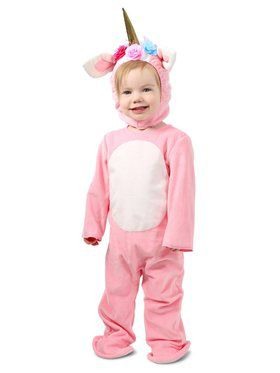 Toddler Elody the Enchanted Unicorn Costume