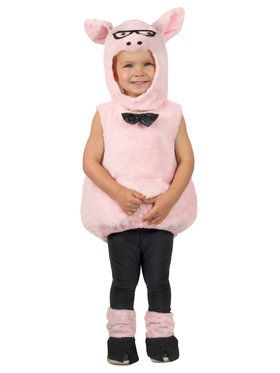 Toddler Hippest Pig Costume