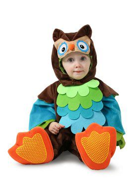 Toddler Hoots the Owl Costume