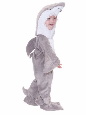 Infant Toddler Shark Costume