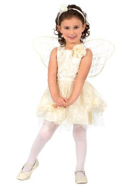 Toddler Lace Fairy Costume
