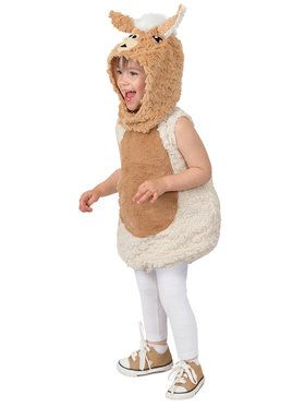 Toddler Lenny The Llama Costume