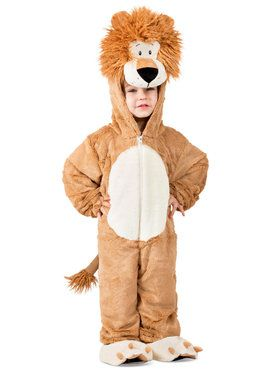 Toddler Leroy The Lion Costume