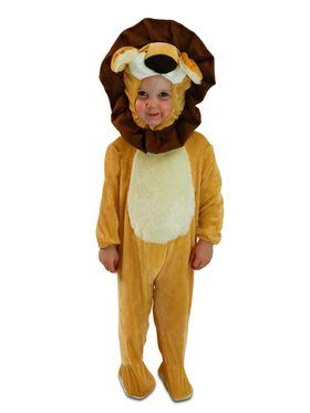 Toddler Littlest Lion Costume