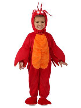 Toddler Littlest Lobster Costume