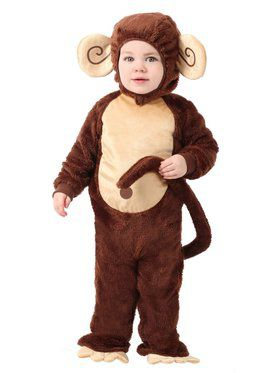 Child Littlest Monkey Costume