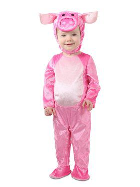 Toddler Littlest Piggy Costume
