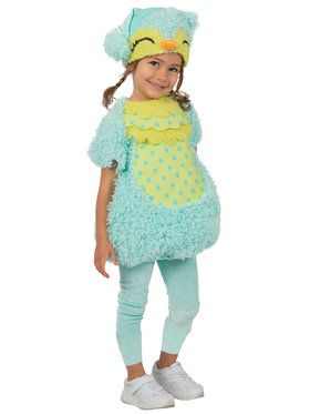 Night Owl Costume for Kids