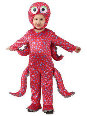 Child Oliver the Octopus Costume