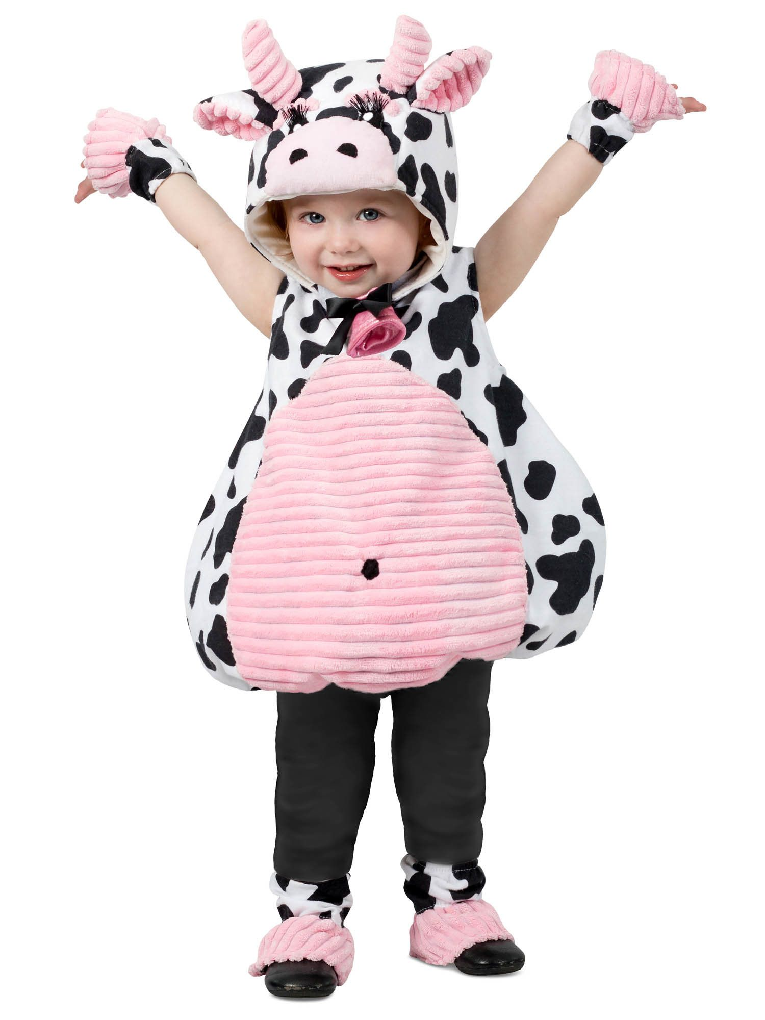 cow pink belly costume for kids - kids 2018 halloween costumes