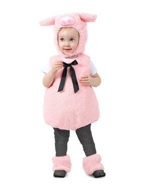 Toddler Pip the Piglet Costume