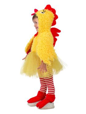 Princess Chicken Premium Costume for Kids