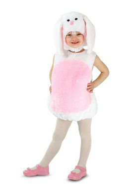 Toddler Rae the Rabbit Costume