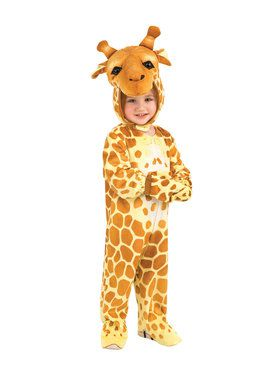 Toddler Silly Safari Giraffe Costume