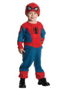 Ultimate Spider Man Child Costume